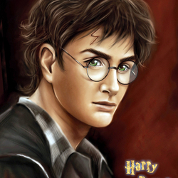 Jigsaw puzzle: Harry Potter