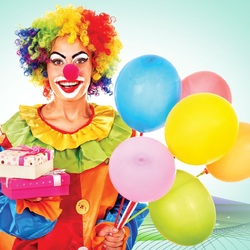 Jigsaw puzzle: Clowness