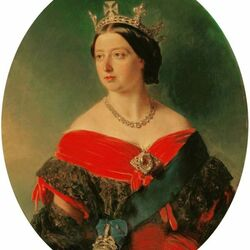 Jigsaw puzzle: Queen Victoria
