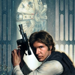 Jigsaw puzzle: Han Solo