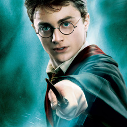 Jigsaw puzzle: Harry is a young wizard