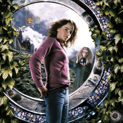 Jigsaw puzzle: Hermione Granger