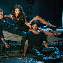 Jigsaw puzzle: Ian, Paul and Nina