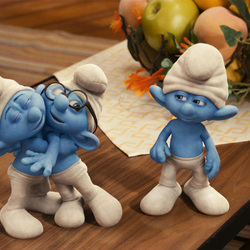 Jigsaw puzzle: The Smurfs - Forgiveness Sunday