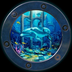 Jigsaw puzzle: Ocean depths