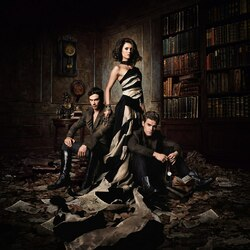 Jigsaw puzzle: Nina, Ian and Paul