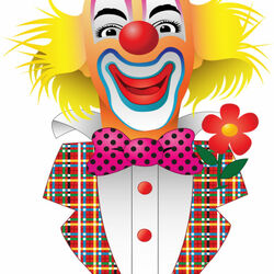 Jigsaw puzzle: Clown