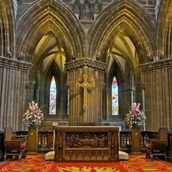 Jigsaw puzzle: Glasgow Cathedral