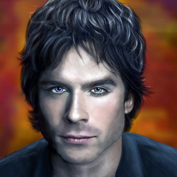 Jigsaw puzzle: Damon Salvatore