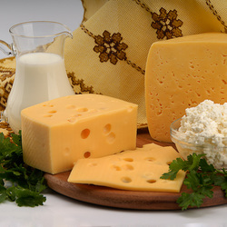 Jigsaw puzzle: Breakfast for cheese gourmets