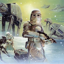 Jigsaw puzzle: Battle of Hoth