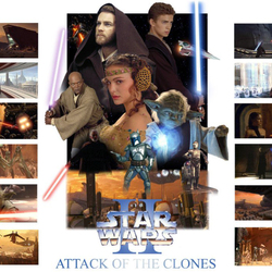 Jigsaw puzzle: Attack of the clones
