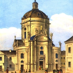 Jigsaw puzzle: Lviv on old postcards