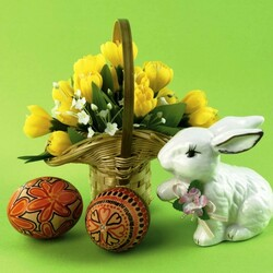 Jigsaw puzzle: By Easter