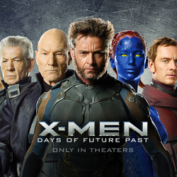 Jigsaw puzzle: X-Men