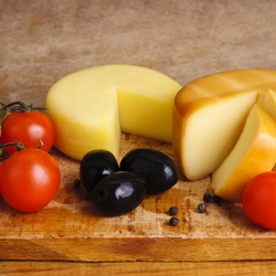 Jigsaw puzzle: Cheese flavor