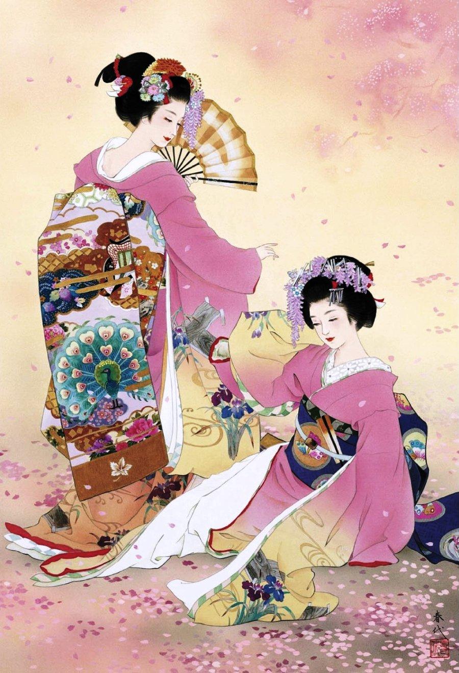 Танцующая японка фото 12 фотография
