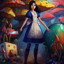 Jigsaw puzzle: Alice: Madness Returns