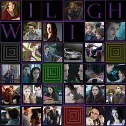 Jigsaw puzzle: Collage for Twilight