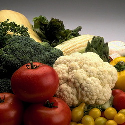 Jigsaw puzzle: Fresh vegetables
