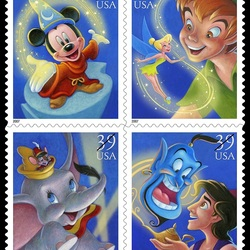 Jigsaw puzzle: Stamps