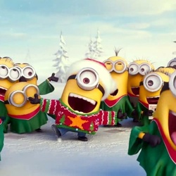 Jigsaw puzzle: Minions Christmas Song