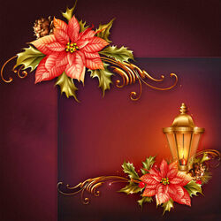 Jigsaw puzzle: Christmas star