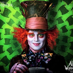 Jigsaw puzzle: Hatter
