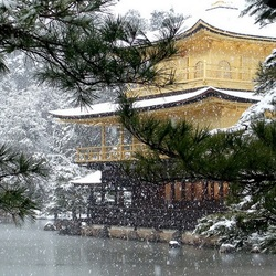 Jigsaw puzzle: Winter in Kyoto